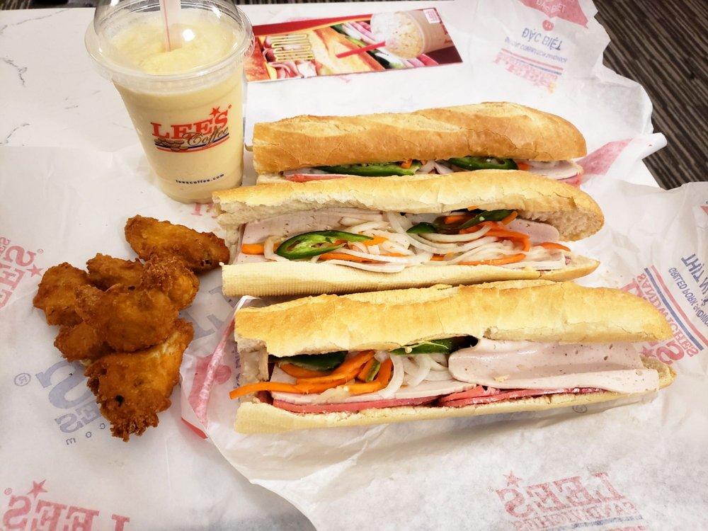 Lee's Sandwiches: 5201 E Washington Blvd, Commerce, CA