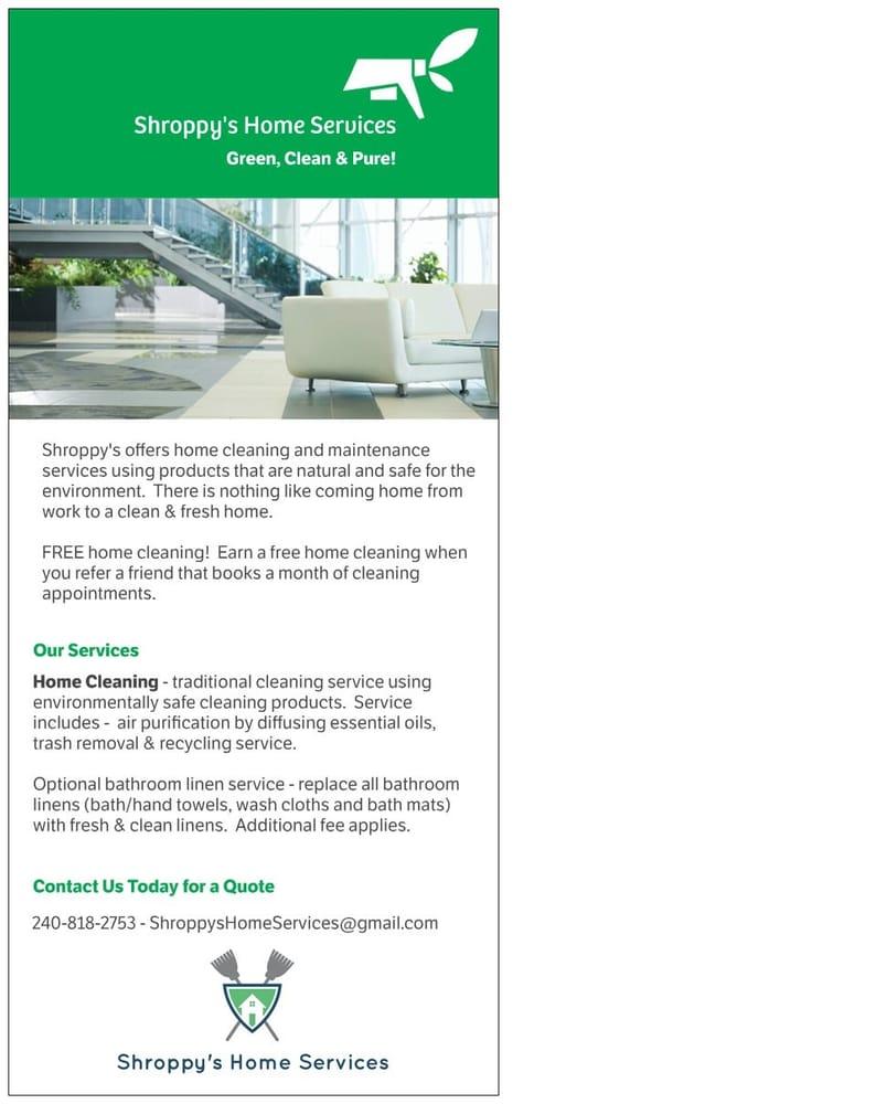 Shroppy's Home Services: 722 Atando Ln, Hedgesville, WV