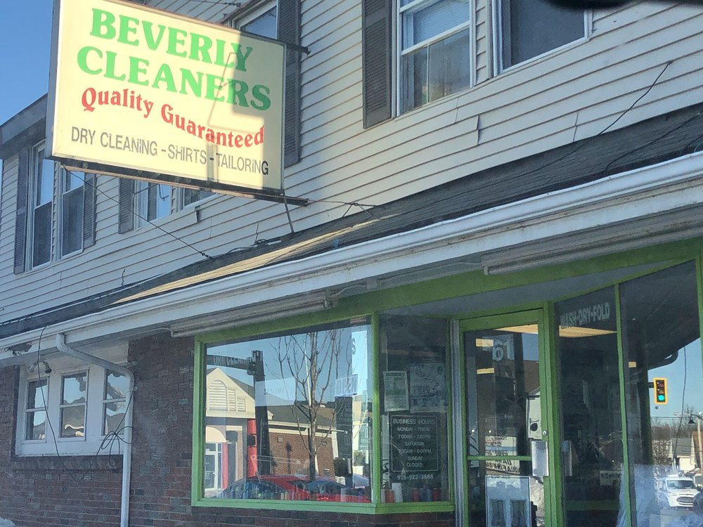 Beverly Cleaners: 61 Elliott St, Beverly, MA
