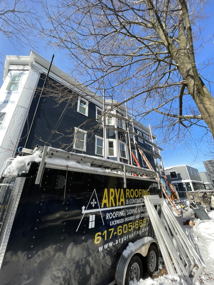 Arya Roofing & Contracting