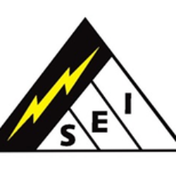 C A Logo That Starts With A Yellow And Triangle