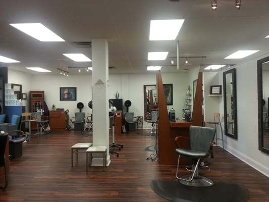Modern salon closed hair salons 105 center park dr for Hair salons open near me