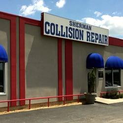 Sherman Collision Repair Auto Repair 1317 S Sam Rayburn Fwy