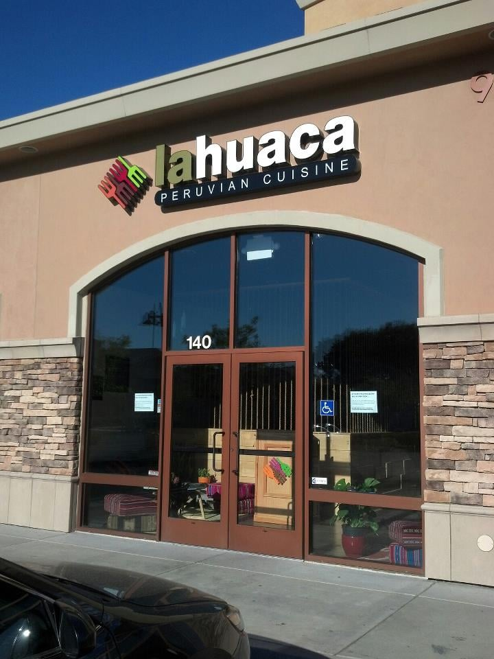 La Huaca Restaurant Roseville