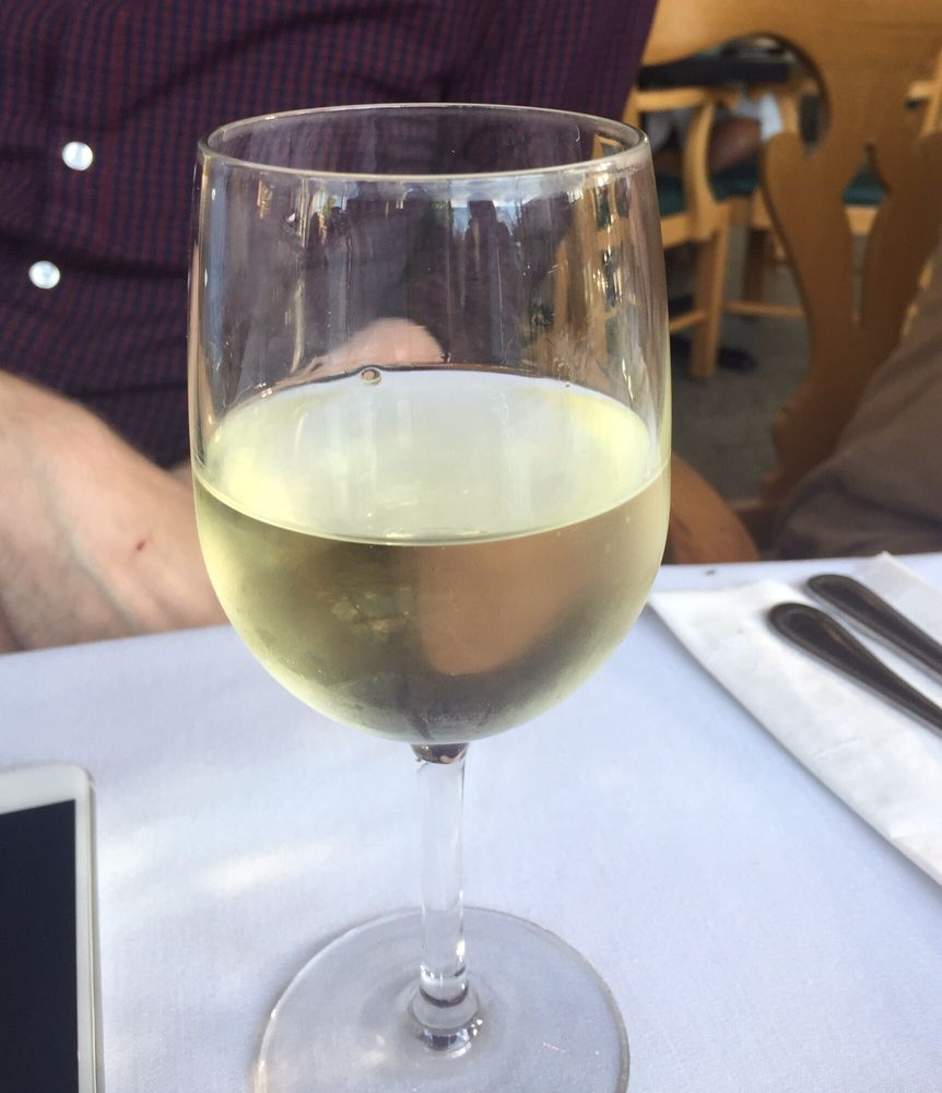 Wine (serving size was a bit lacking) - Yelp