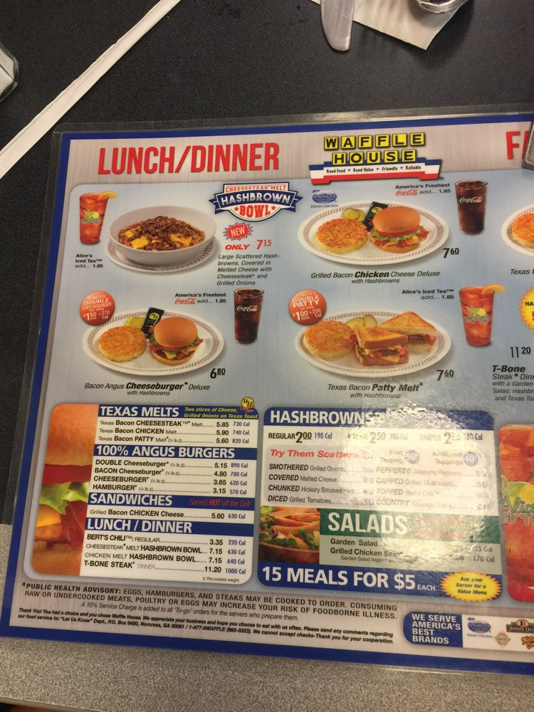 Waffle House: 8006 White Horse Rd, Greenville, SC