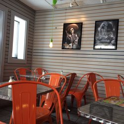 Photo Of Los Garcia Mexican Fusion Waterbury Ct United States Inside Seating
