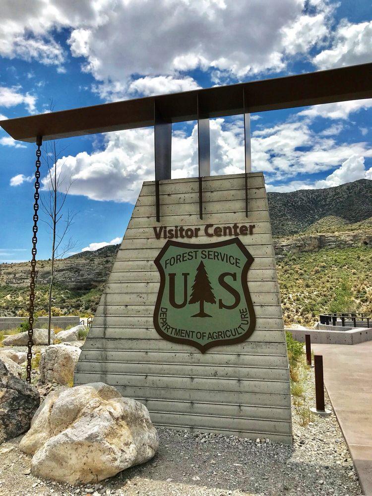 Spring Mountain Gateway Visitor Center