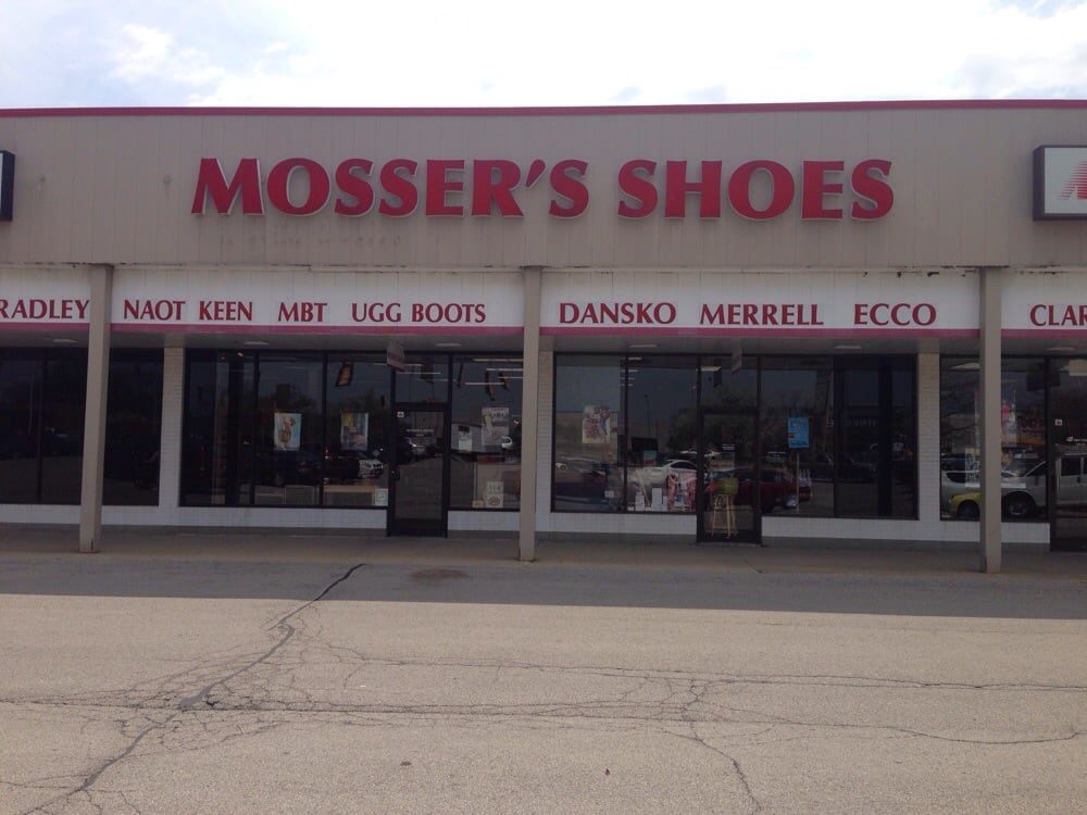 Mosser S Shoes Springfield Il