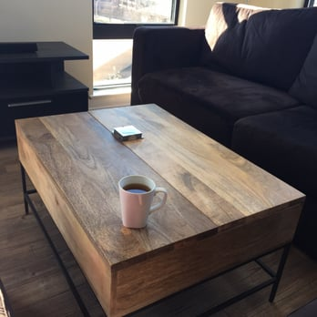 Photo Of West Elm   McLean, VA, United States. My Storage Coffee Table