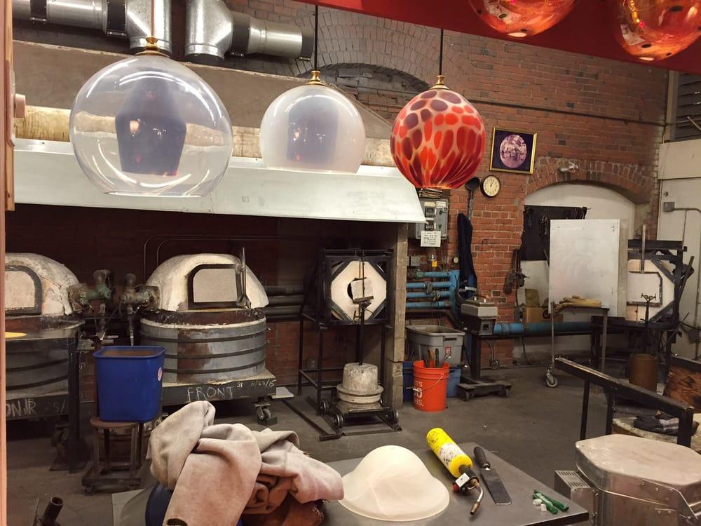 Glasshouse Studio: 311 Occidental Ave S, Seattle, WA