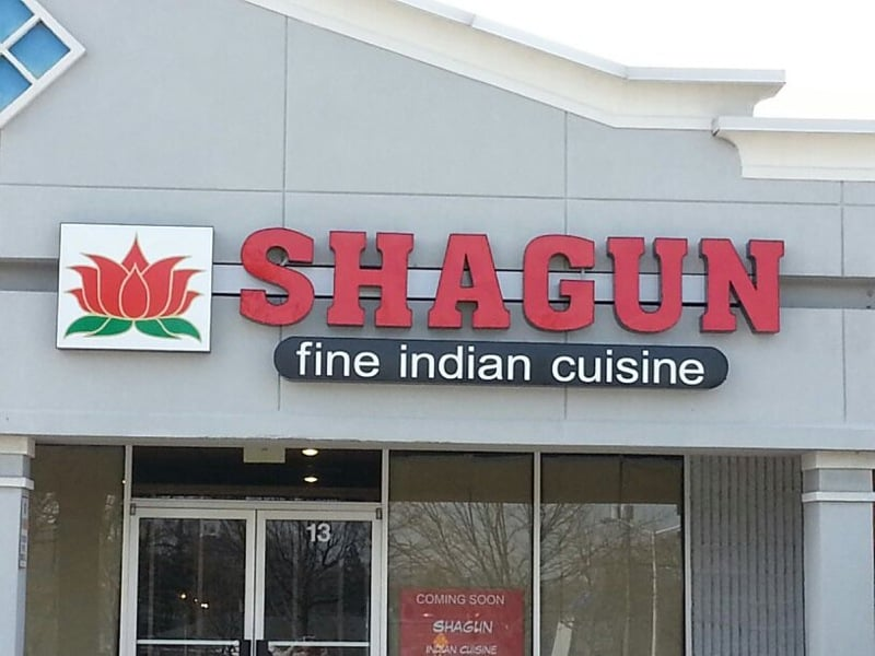 Indian restaurant with banquet facility and off site for Amans indian cuisine menu