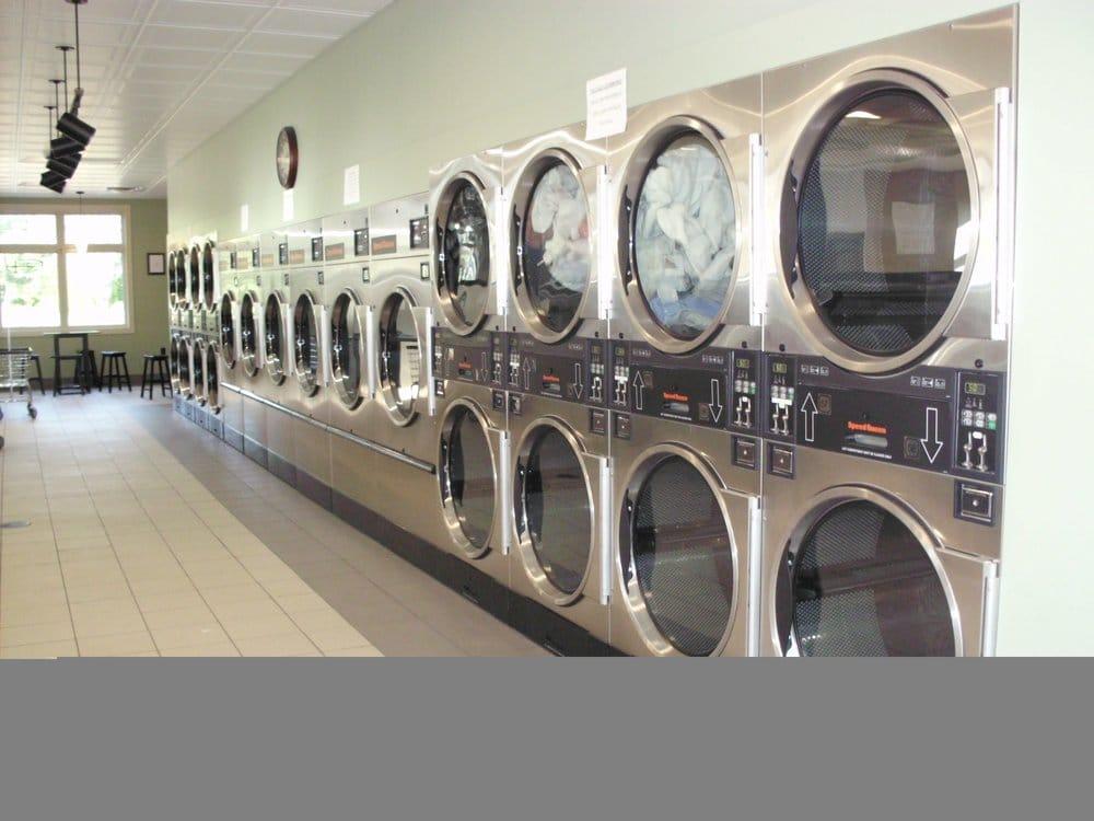 Village Laundromat: 369 W Morris St, Bath, NY