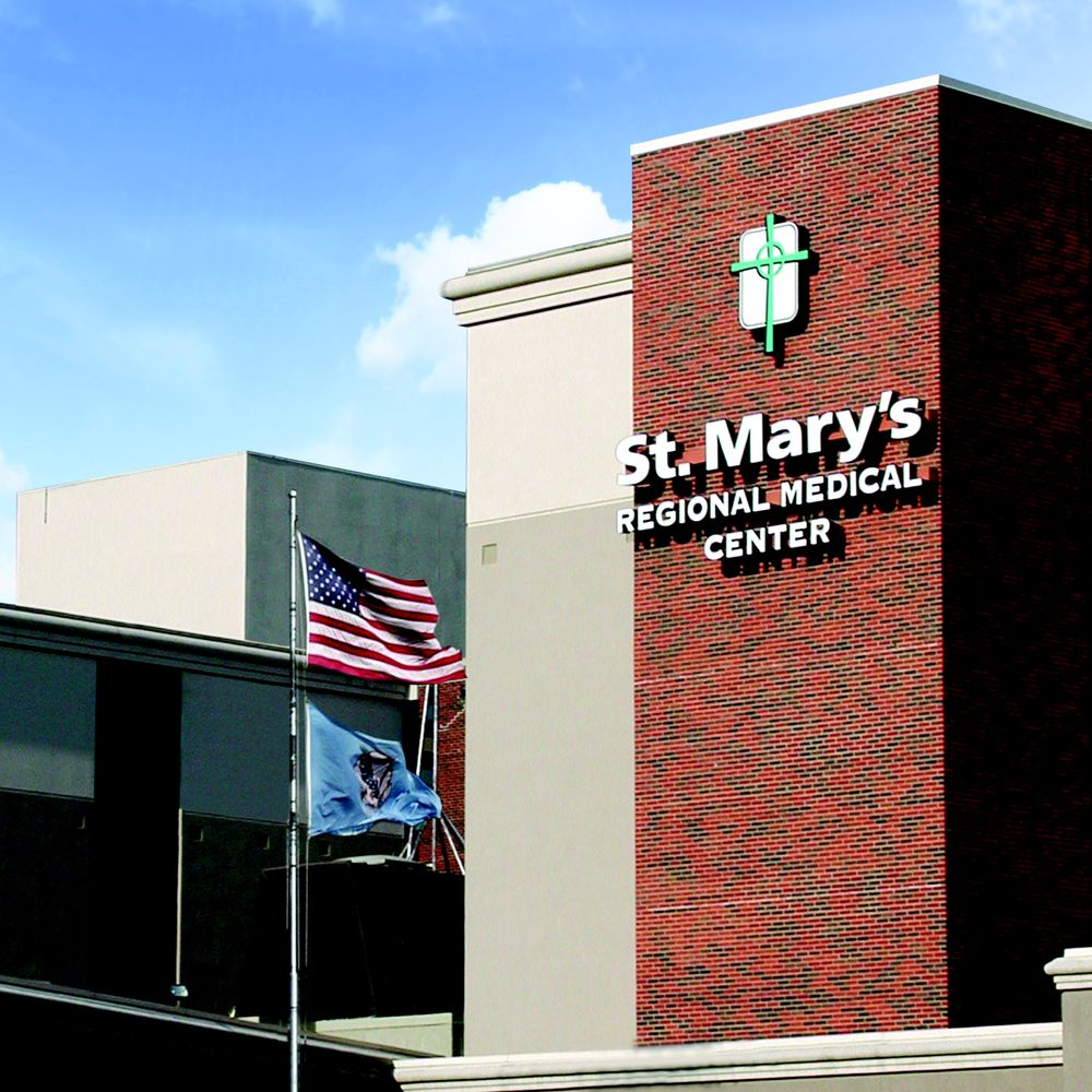 St. Mary's Regional Medical Center: 305 South 5th Street, Enid, OK