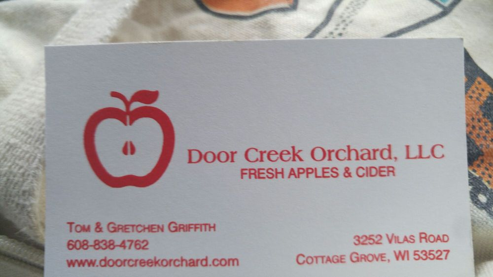 Door Creek Orchard: 3252 Vilas Rd, Cottage Grove, WI