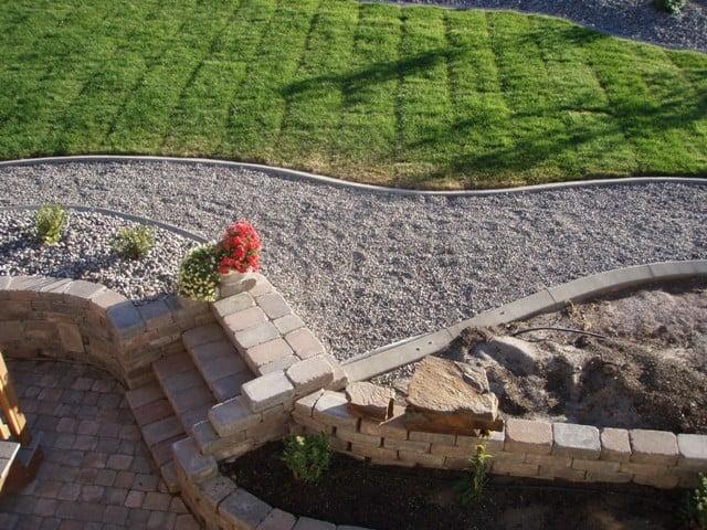Greenup Lawn Landscape & Sprinklers: 1701 33rd Ave, Black Eagle, MT