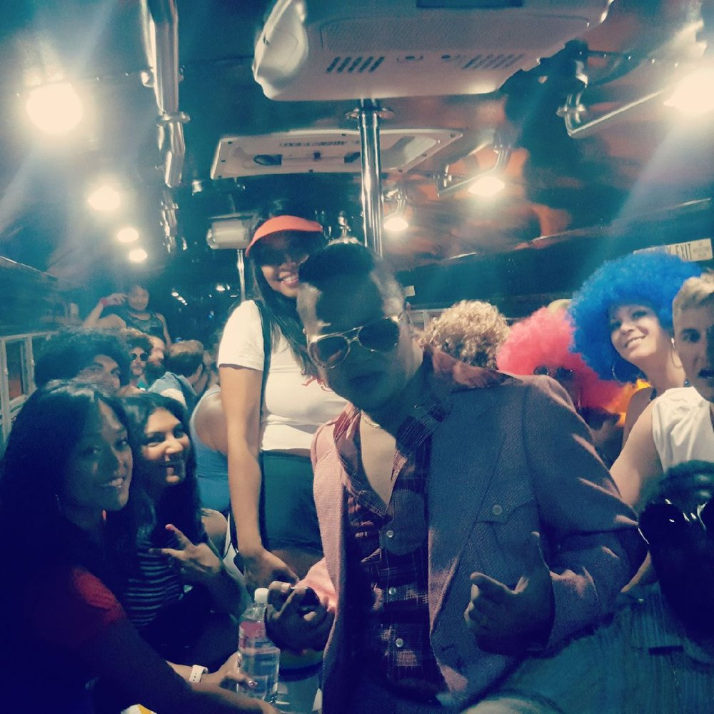 Party Bus Solutions