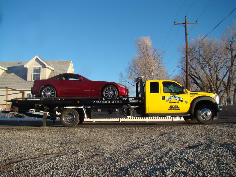 Layton's Towing: 2263 Enterprise St, Alamosa, CO