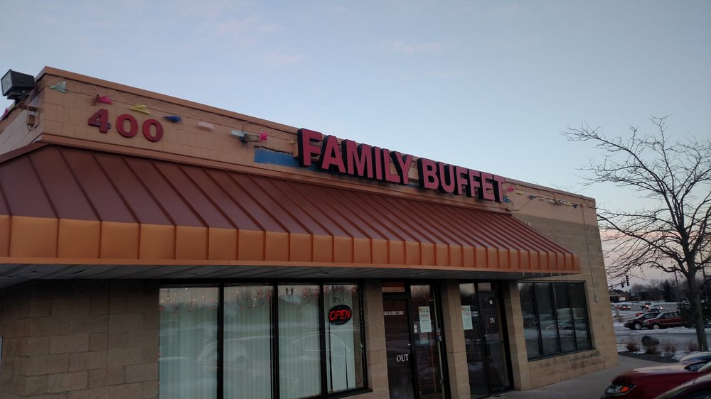 Family Buffet: 400 Central Ave E, St Michael, MN