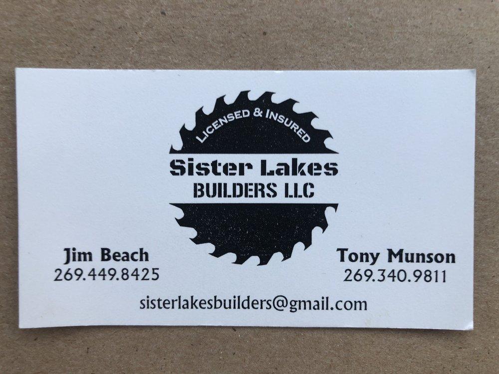 Sister Lakes Builders: Dowagiac, MI