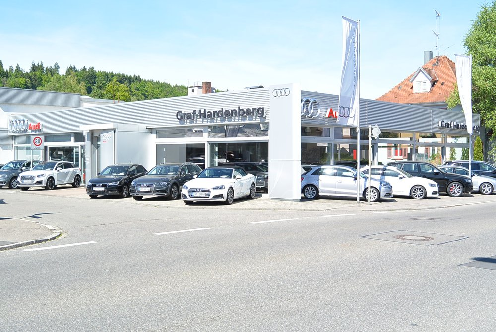 autohaus graf hardenberg car dealers stockacher str. Black Bedroom Furniture Sets. Home Design Ideas