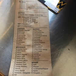 Of which wich murfreesboro tn united states the ordering bag