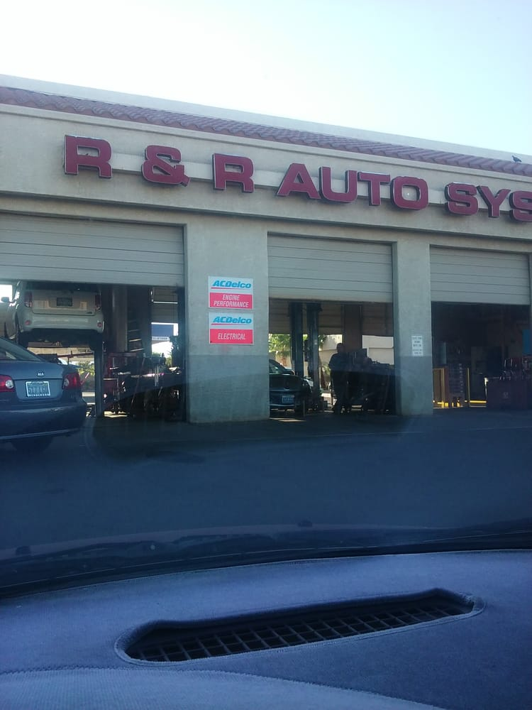R R Auto Systems 31 Reviews Garages 5735 S Rainbow