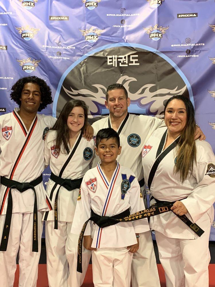 PHX Martial Arts Anthem: 4235 W Opportunity Way, Anthem, AZ