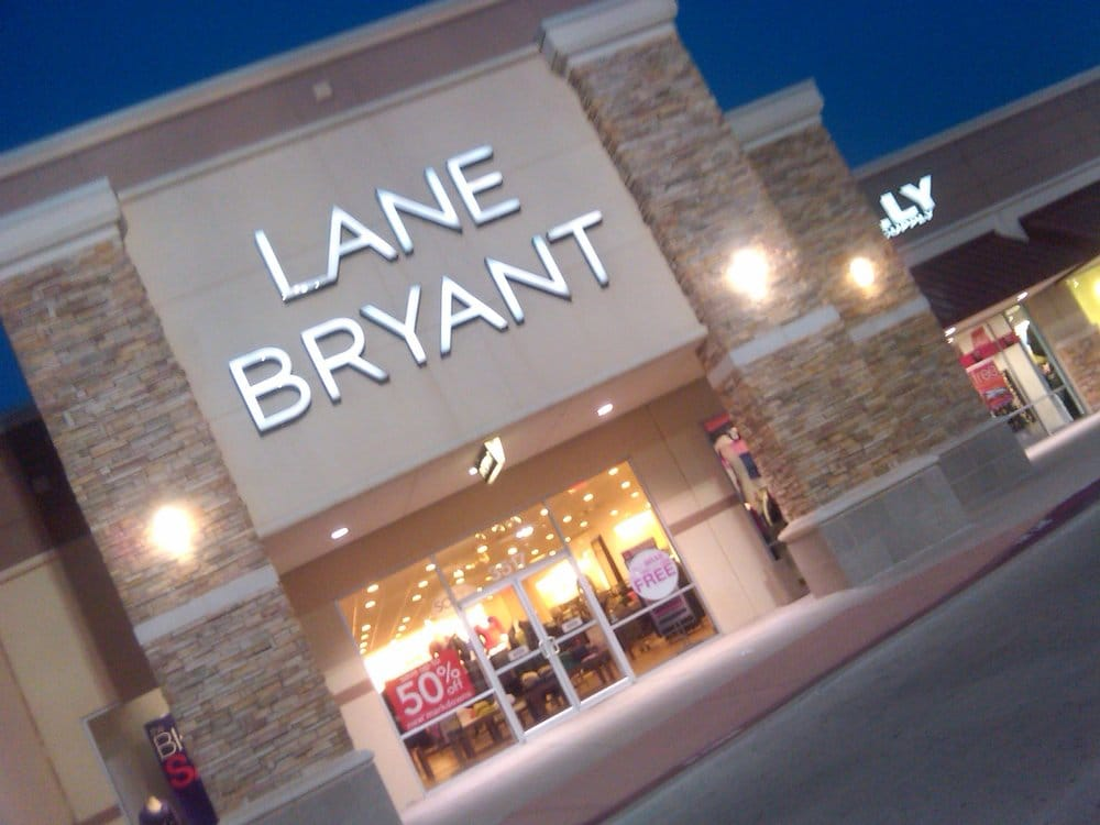 lane bryant outlet texas