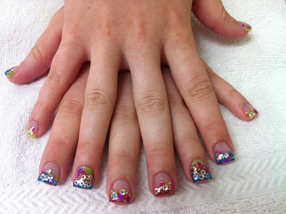 Short Rockstar Nails - Yelp