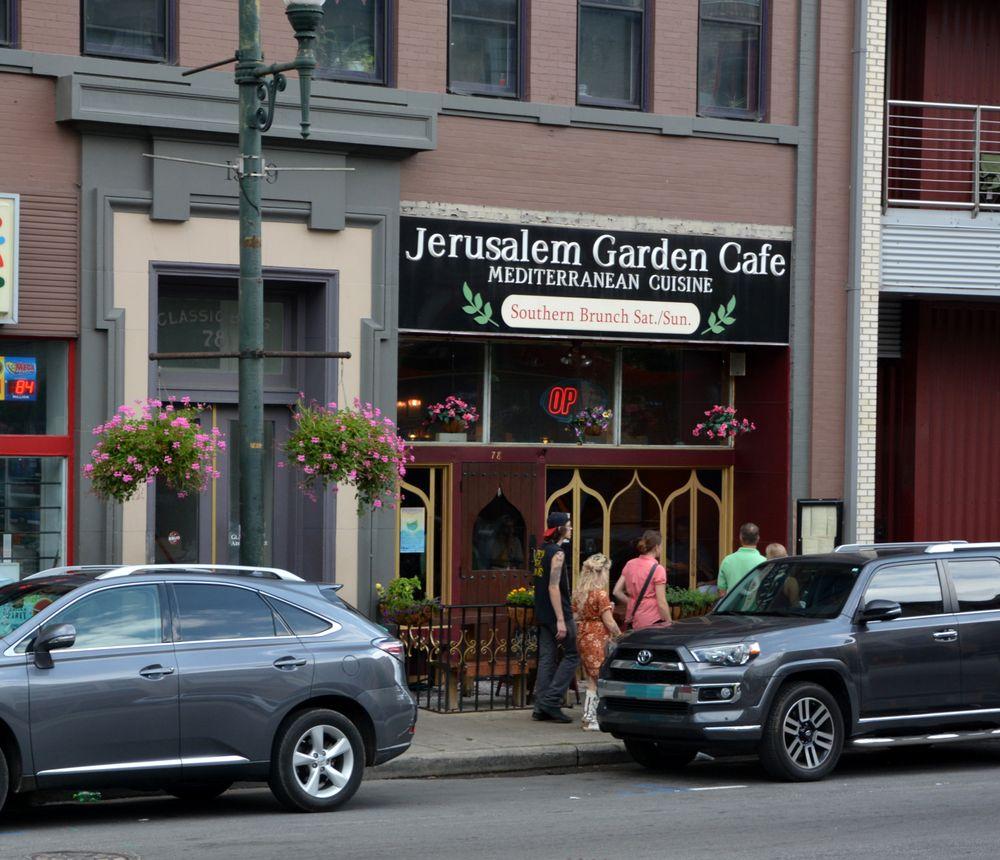 Jerusalem Garden Cafe Asheville Nc