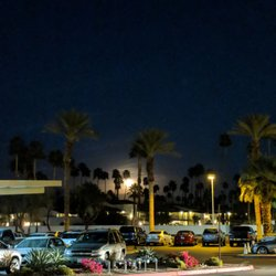 Photo Of The River Rancho Mirage Ca United States Super Blue Moon