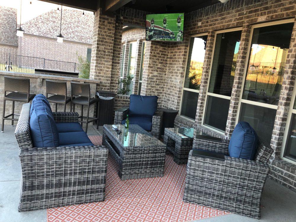 Patio Furniture Liquidators: 2707 Realty Rd, Carrollton, TX
