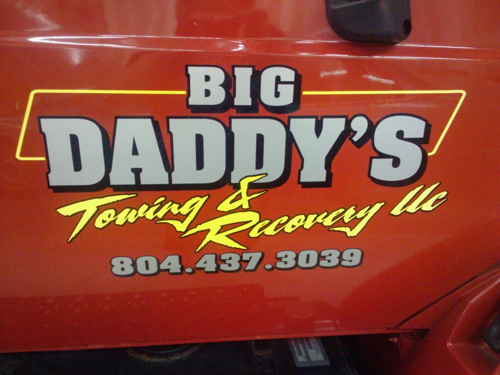 Big Daddy's Towing and Recovery: 7847-B Pocahontas Trl, Providence Forge, VA