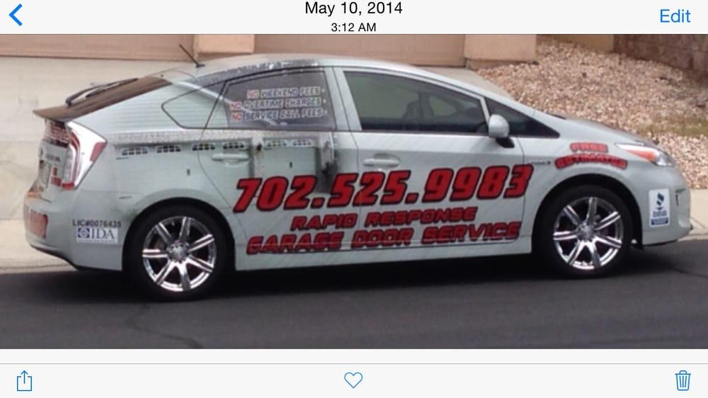 photos for rapid response garage door service yelp