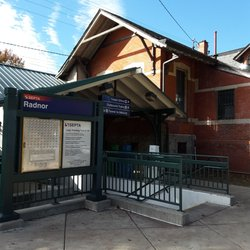 Septa: Radnor Station - Train Stations - 291 King Of Prussia