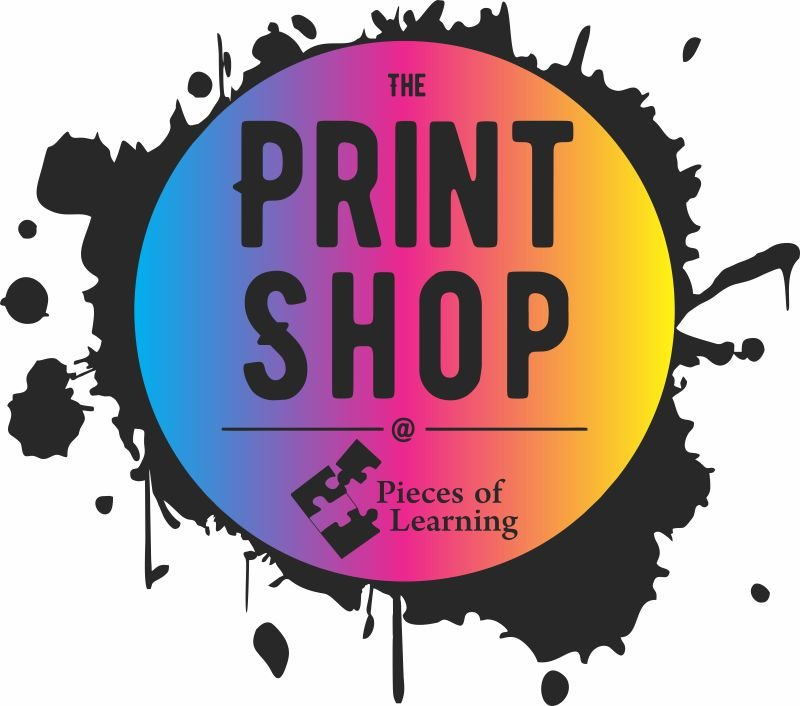 The Print Shop at Pieces of Learning: 1112 N Carbon St, Marion, IL