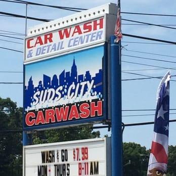 Mastic Car Wash