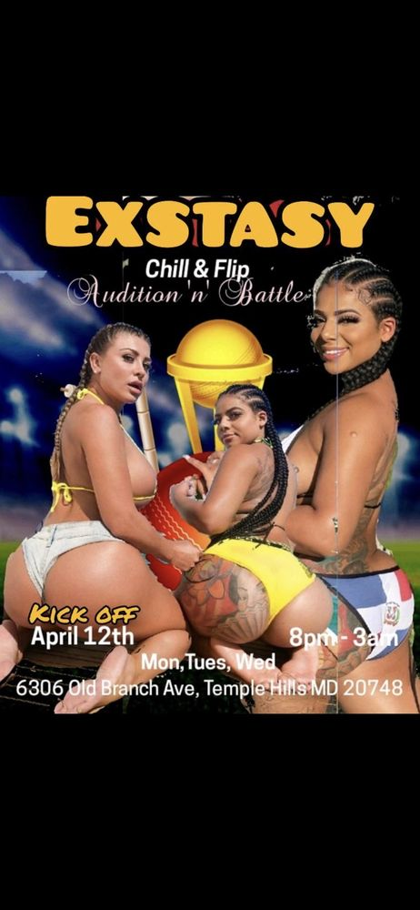 Club Exstasy: 6306 Old Branch Ave, Temple Hills, MD