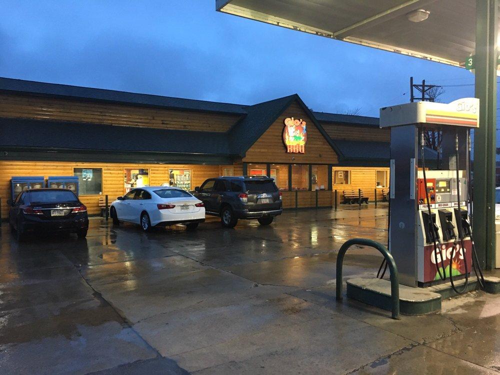 Gio's Woodland Food & Fuel: 2829 Woodland Bigler Hwy, Woodland, PA