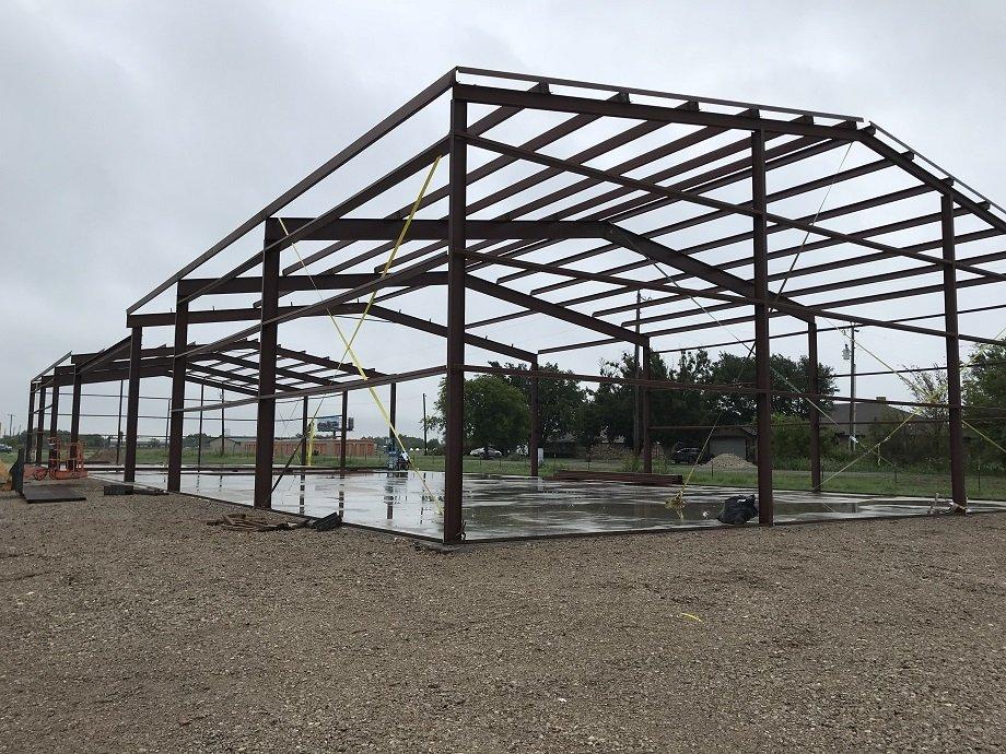 Greenville Steel: 2569 Interstate Hwy 30 W, Greenville, TX