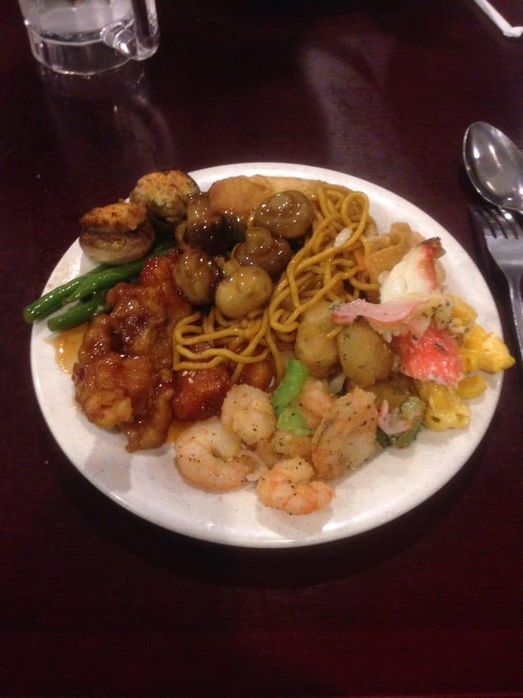 Panda Garden Restaurant: 2604 S Shackleford Rd, Little Rock, AR