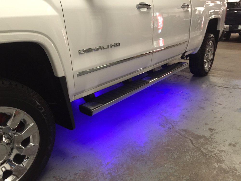 blue led under body glow yelp. Black Bedroom Furniture Sets. Home Design Ideas