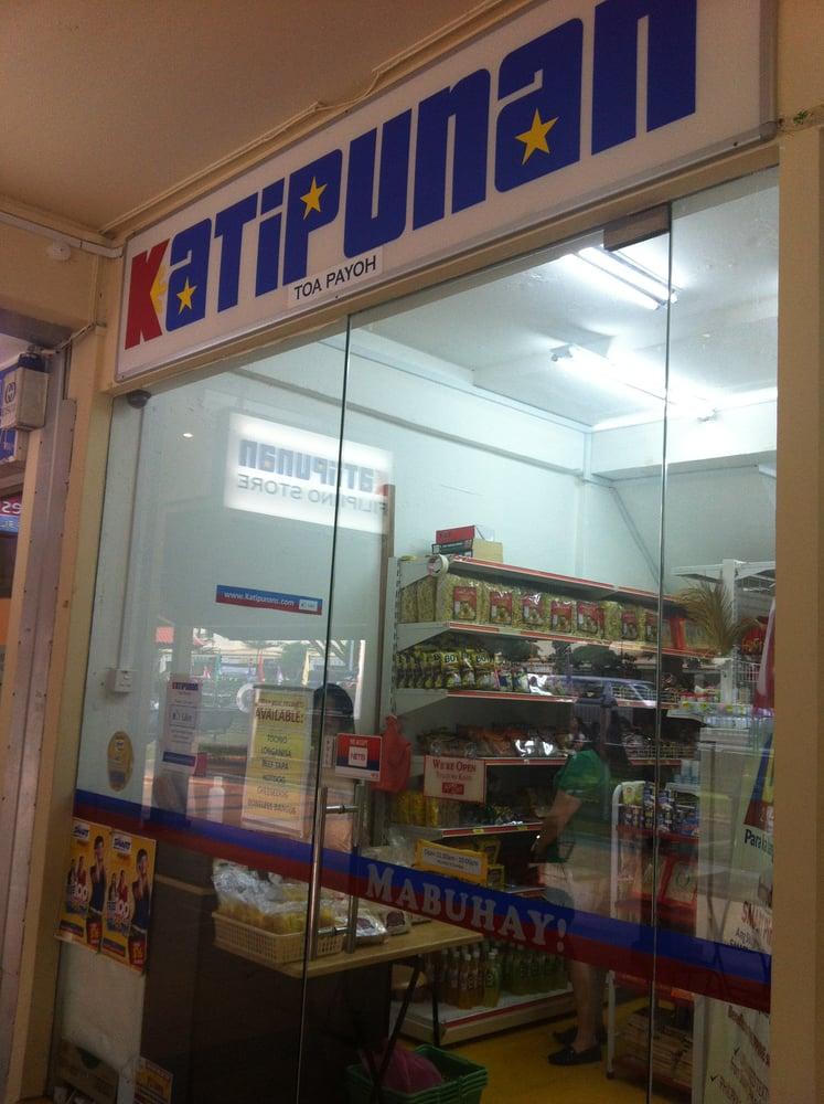 Katipunan Filipino Store Singapore