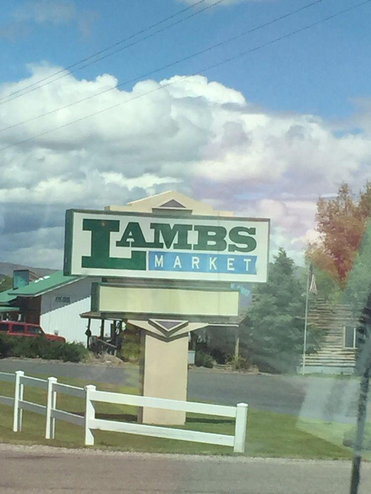 Lamb's Market: 1307 E hwy 93 S, Challis, ID