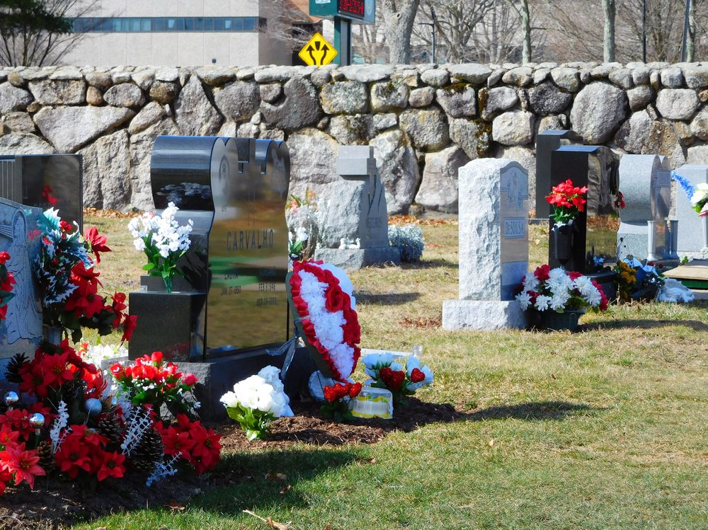 Pine Grove Cemetery: 1100 Ashley Blvd, New Bedford, MA