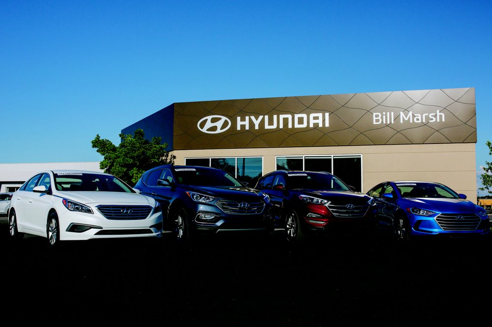 bill marsh hyundai 11 photos car dealers 1661 s garfield ave traverse city mi united. Black Bedroom Furniture Sets. Home Design Ideas