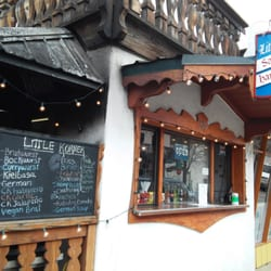 Photo of Little Korner - Leavenworth WA United States. Storefront & Little Korner - German - 220 8th St Leavenworth WA - Restaurant ...