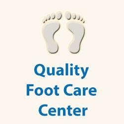 Quality Foot Care Center: 25 Clyde Rd, Somerset, NJ