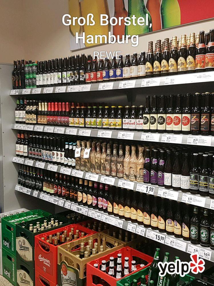 Hier noch viele Bier Spezialitäten im Getränke Markt. Die Sorte von ...